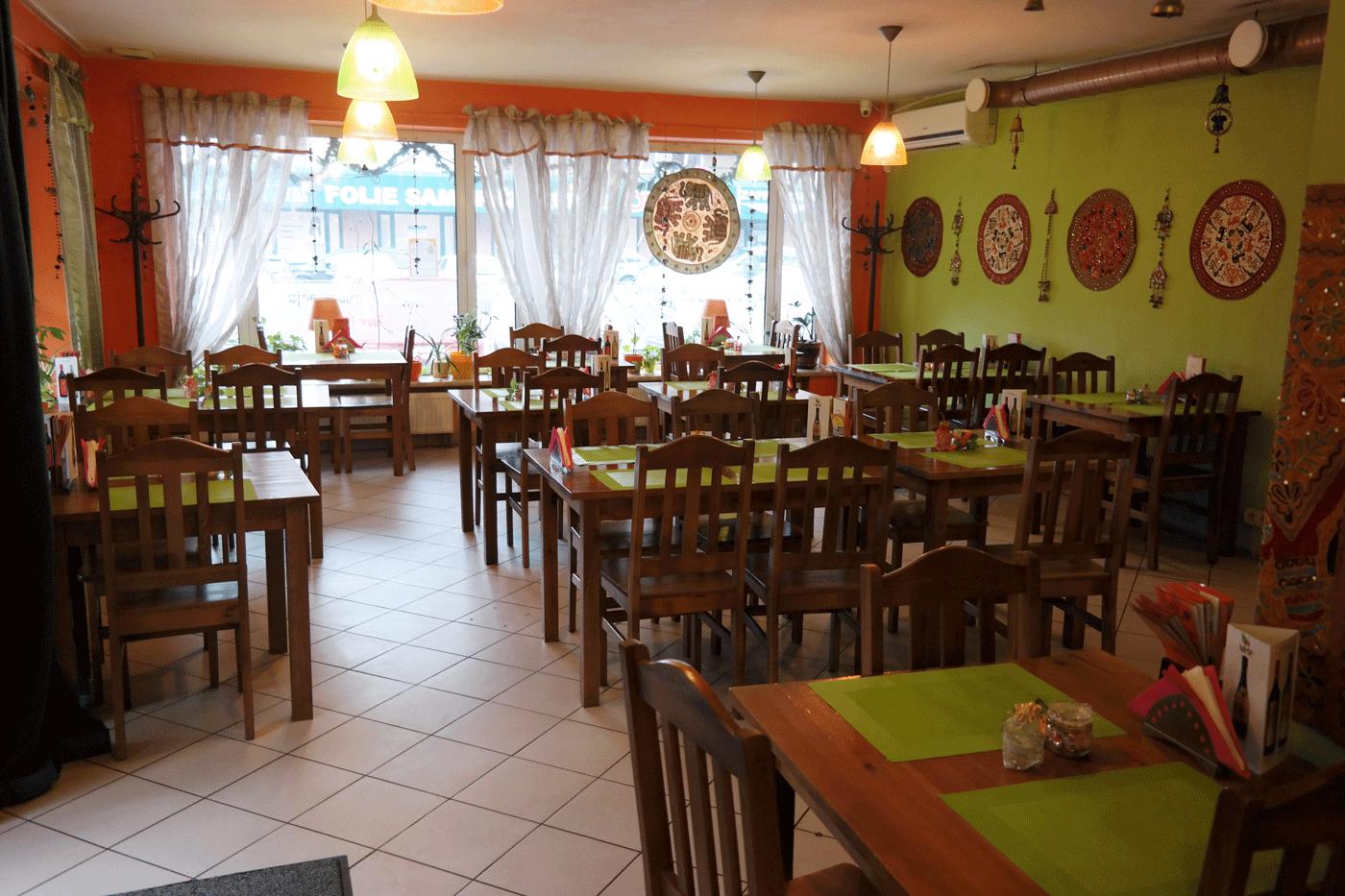 restauracja indyjska mokotów wirtualny spacer
