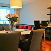 salon róże swirtualny spacer mieszkanie