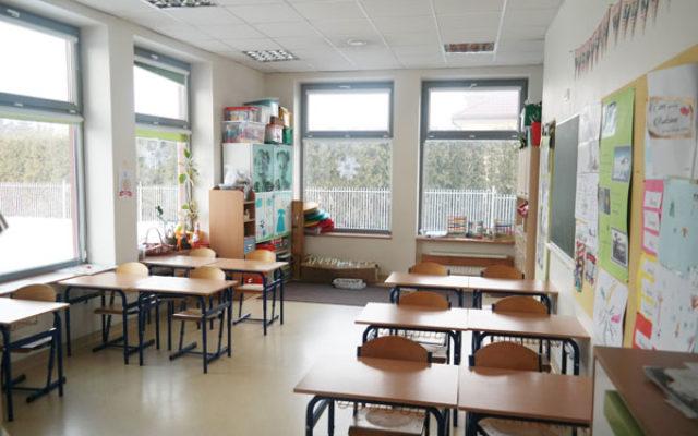 ławki szkoła przyszłości zdjęcia wnętrze